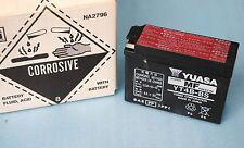 Batterie YUASA YT4B-BS 12V 2.3AH pour moto scooter neuf