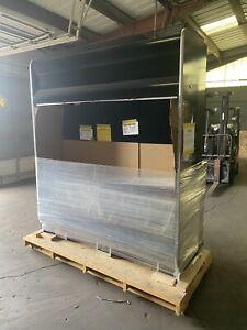 Hussmann Refrigerator Cooler rgd-24-72-6-s New