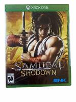 Samurai Shodown Xbox One [Brand New]