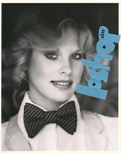 Rare DOROTHY STRATTEN photo RARE pinup Star 80 bow tie PLAYBOY blonde hottie