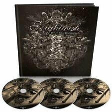 NIGHTWISH - Endless Forms Most Beautiful  3CD BOX set earbook in stock