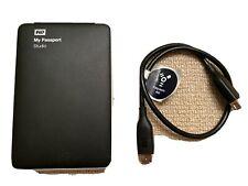 Western Digital Passport Studio Disco duro externo 1tb My disco duro WD Firewire