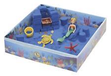 Moldable Sand KwikSand Mermaid Treasure Sandbox Play Tray