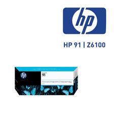 HP 91 matte Black/Schwarz Patrone C9464A (9464) | Designjet Z6100 _(2018)