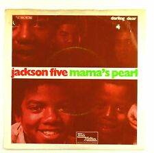 """7"""" Single - Jackson Five - Mama's Pearl - S1507 - washed & cleaned"""