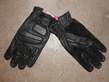 Paire de gants d'intervention en cuir taille S ( 7 ) police gendarmerie sécurité