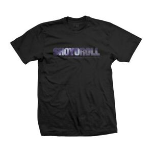 SHOYOROLL T-SHIRT INTERNATIONAL BLACK/MEDIUM BJJ