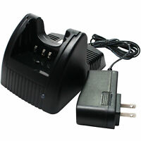 Charger for Kenwood KNB-15 TK-278 KNB-14 TK-372G TK-3102 KNB-14A