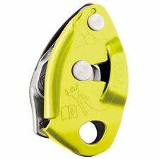 Petzl Grigri 2 escalade assurage Dispositif Jaune
