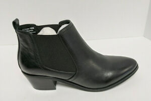 David Tate Maxie Ankle Boots, Black, Women's 10 M