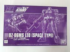 HG 1/144 OZ-06 MS Leo Space Type Gundam W Plastic Model Kit BANDAI Premium