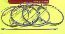 Bremsleitung SATZ für SUZUKI Ignis Bremsleitungen