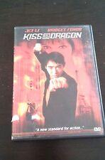 Kiss of the Dragon (DVD, 2002,Widescreen) Jet Li, Bridget Honda,