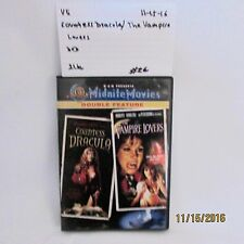 MGM-Midnite Movies double feature DVD- Countess Dracula & Vampire Lovers 1115