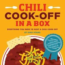 Chili Cook-Off in a Box : Everything You Need to Host a Chili Cook-Off by...