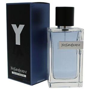 YSL Y cologne by Yves Saint Laurent 3.3 oz EDT Spray for Men