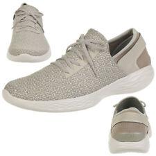 Skechers you walk INSPIRE Damen Sneaker beige