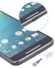 100x Samsung Galaxy S8/S8+ TIPO C tattile Chiaro Anti-polvere spina Aux & Caricabatteria