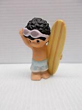 "Precious Moments 2005 Hawaii Event Exclusive""Pi'l Mai Ka Nalu~SURF'S UP"" HTF NIB"