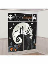 Nightmare Before Christmas Movie Jack Halloween Party Scene Setters Decoration