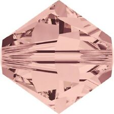 144 PEZZI Bicono Mc Crystal mm 4 Lt. Rose