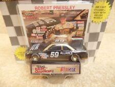1991 Racing Champions 1:64 NASCAR Robert Pressley Alliance Oldsmobile Cutlass a