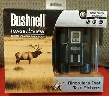 Bushnell (Model:111026) Imageview 10 x 25 Digital Camera Binoculars. Sd Card Nib