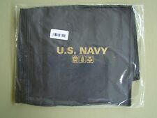 USN US NAVY PERSONAL STORAGE BLACK DRESS UNIFORM JACKET & SUIT GARMENT BAG