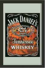 Jack Daniels No 7 Spiegel Mirror Wandspiegel ,Bar,Partykeller,Kneipe,30cm..