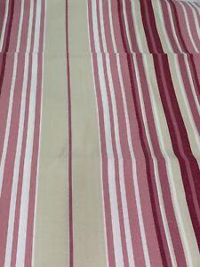 Fryers BEACHCOMBER STRIPE Curtain Cushion Upholstery fabric 2.2m