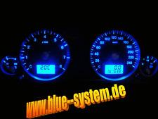 Tachobeleuchtung Blau FORD Mondeo 3 MK3 Rot OHNE LÖTEN