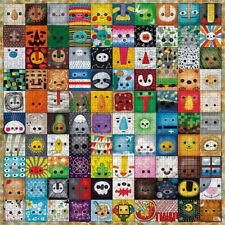 Wooden Jigsaw Puzzle 900 PCS All Kinds of Moods Cartoon Animal Kid Toy Painting