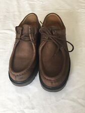Nine West Men Brown Real Leather Lace Up Shoes Size 9/43 (T51).