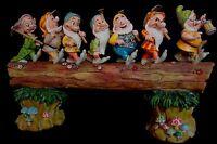 Jim Shore Disney Traditions, Snow White Seven Dwarfs Homeward Bound NIB