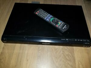 Panasonic Dmr Ex83 dvd hdd player recorder multimedia. With power lead & remote.
