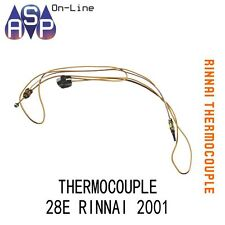 90146762 RINNAI THERMOCOUPLE AND OVER HEAT SWITCH 2001 GAS FLAME SENSOR