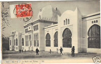 Algeria - Blida - la Hall Tabacco (G6620)