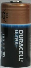 40 Duracell Ultra DL123A, CR123A 123 3V Batteries Fresh Dated 2024 40 Batteries