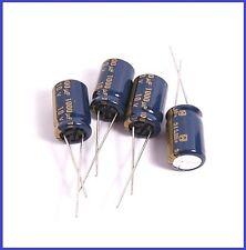 10PCS 1000UF 10V PANASONIC ELECTROLYTIC CAPACITOR.10X16MM,FC 10v1000uf Low ESR