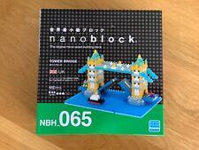 Brand New Nanoblock Tower Bridge 065