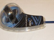 Maxfli Rev 3 driver golf club junior NOS first tee age 9-12 lightweight MXJRBDLH