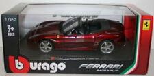 Véhicules miniatures Burago cars pour Ferrari