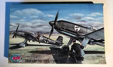 MPM 1/72 Heinkel He 100 Plastic Model Kit