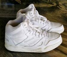 Men's Reebok Royal Bb4500h Xw Fashion Sneaker Shoes White Steel Size 9.5