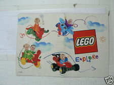 LEGO BROCHURE FLYER CATALOG TOYS EXPLORE DUTCH 20 PAGES 058
