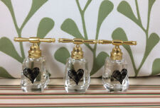 Lot 3 x Juicy Couture I LOVE JUICY COUTURE Eau de Parfum Mini travel .17 oz/5 ml