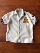 Vintage 50s 60s Champion Bulldogs Warm Up Shirt Size Large