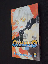 "OTHELLO N.6 STAR COMICS - OTTIMO ""N"""