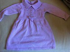 Baby Lilac  Gymboree Dress 18 - 24 months 100% Cotton