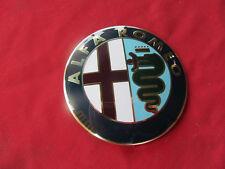 ALFA ROMEO 75 145 164 156 SPIDER GTV GT emblema Copertura 75 mm NUOVO